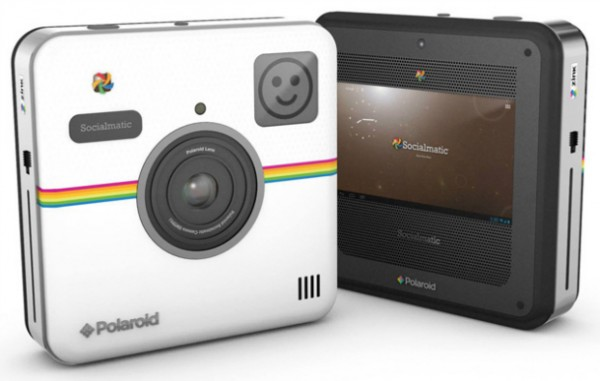 polaroid socialmatic camera hottest gadgets of 2014 images