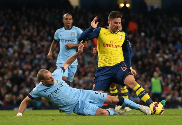 premier league soccer manchester city vs arsenal sexy men 2015
