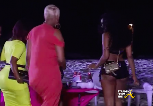real housewives of atlanta kandi sex party divide and kiki images 2015
