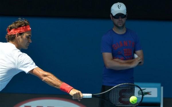 roger federer coach stefan edberg tennis 2015