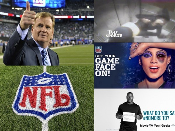 roger goodell cleans up bad nfl image in 2014 for 2015 images