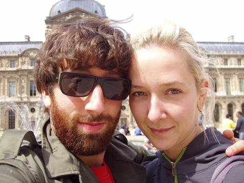 simon helberg wooing jocelyn for never get to paris