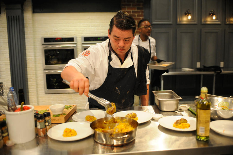 Celebrity chef series boston