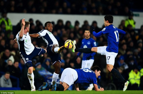 west brom vs everton hot soccer men premier league 2015 images