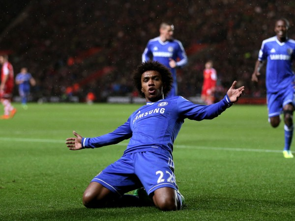 willian most underrated soccer players 2015
