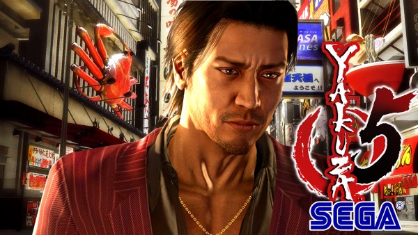 yakuza 5 most anticipated games in 2015 images