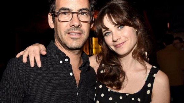 zooey deschanel engage to jacob pechenik images