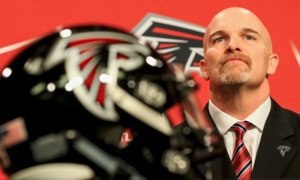 Dan Quinns Uphill Battle With Atlanta Falcons