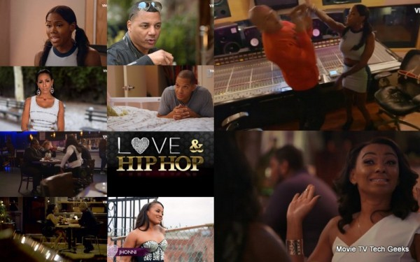 LOVE & HIP HOP NEW YORK Ep 7 Recap Diamond Loses It