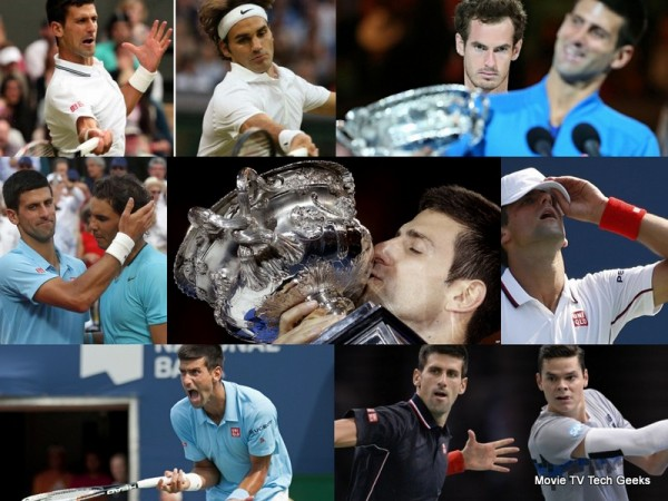 Novak Djokovic rise to tennis champion 2015