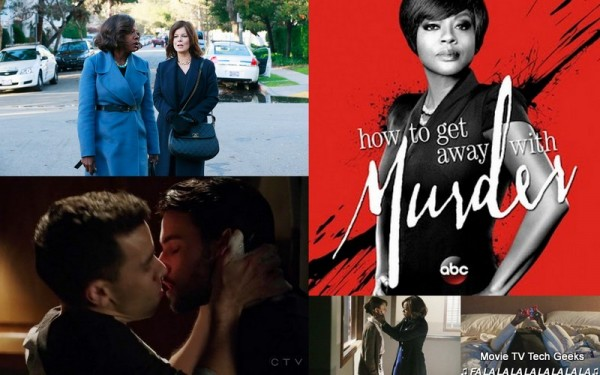 Oliver & Connors Thorny Birds For HOW TO GET AWAY WITH MURDER Recap