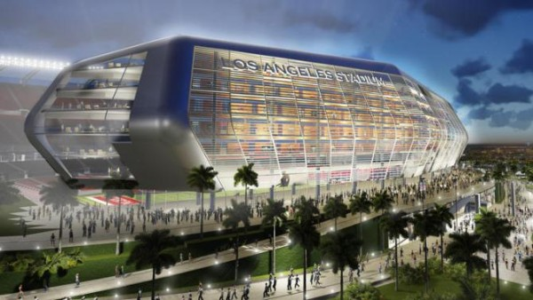 San Diego Chargers & Oakland Raiders Team Up For LA Stadium