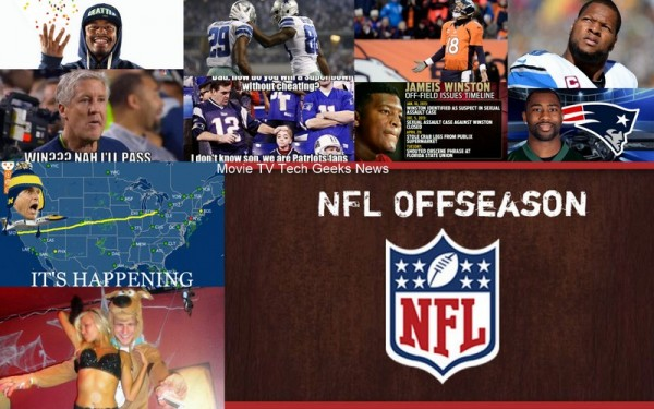 Ten Things To Watch For In The NFL Offseason 2015