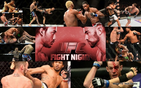 UFC Fight Night 60 Colorado: Benson Henderson Steps Up 2015