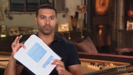 apollo finds sexy texts on phaedra phone rhoa 2015 images