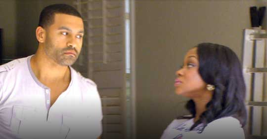 apollo goes off when phaedra changes locks real housewives of atlanta 2015 images