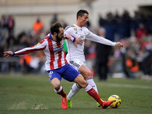 atletico madrid vs real madrid cristiano ronaldo back from ban 2015 la liga