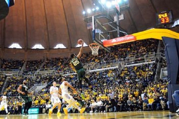 baylor smokes mountaineers basketball 2015 images