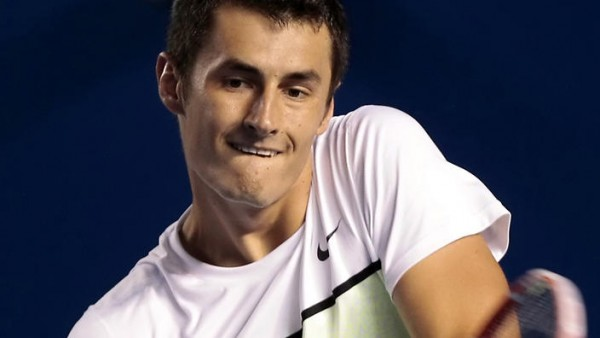 bernard tomic beaten off by david ferrer acapulco atp 2015