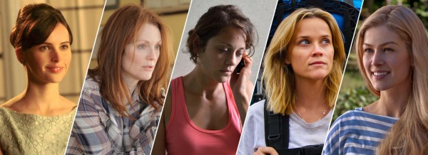 best actress oscar nomination 2015