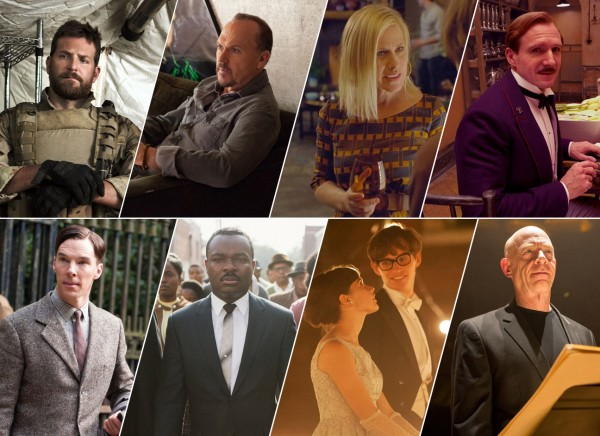 best picture oscar nominations 2015