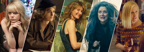 best supporting actress oscar nominations 2015