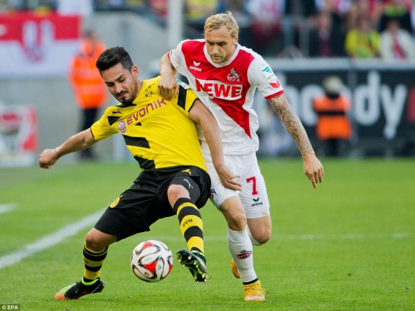 borussia vs cologne loss soccer 2015 images