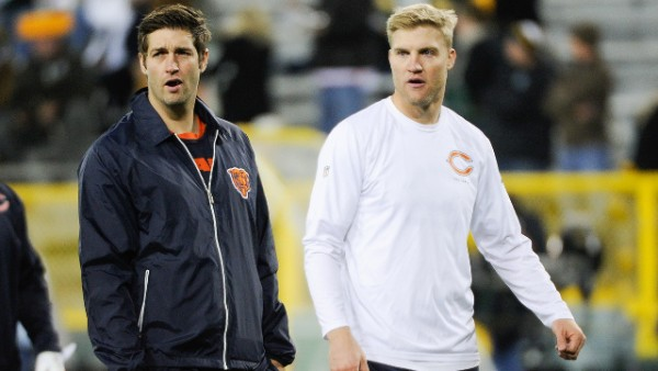chicago bears problem of letting josh mccown go 2015 images