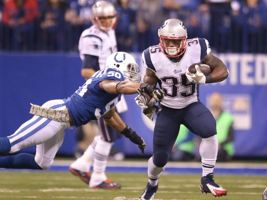 colts defense sucked against new englad patriots 2015