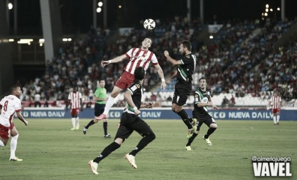 cordoba loses to almerica head work soccer la liga 2015