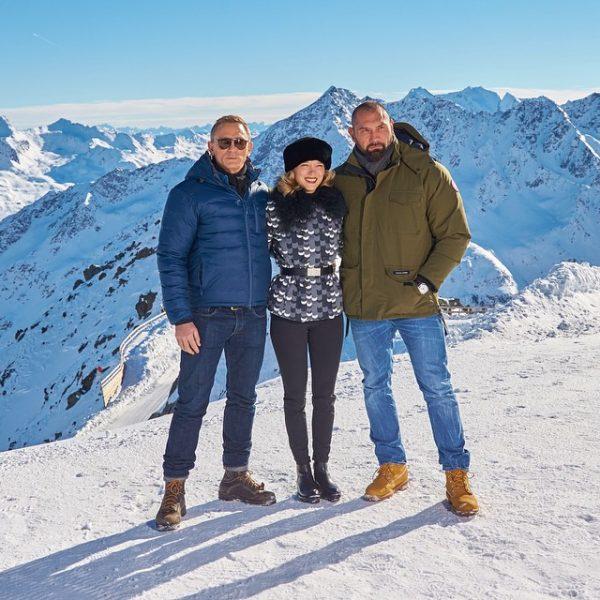 Daniel Craig Back To James Bond Duty As SPECTRE Filming Begins Again