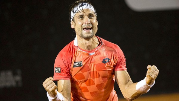 dave ferrer pumping hands for fabio fognini rio open 2015