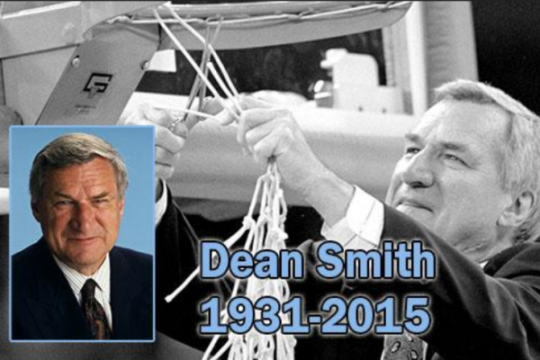dean smith north carolina coach dies 2015