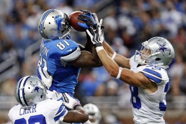 detroit lions lose dallas cowboys wildcard 2015 images