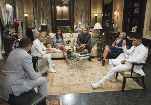 empire recap family in white 2015 images