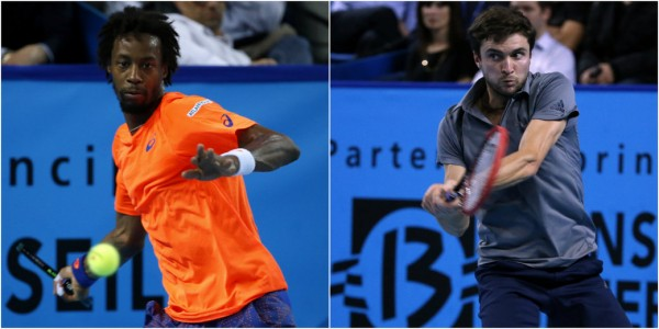 gael monfils french vs gilles simon atp marseille semi finals 2015
