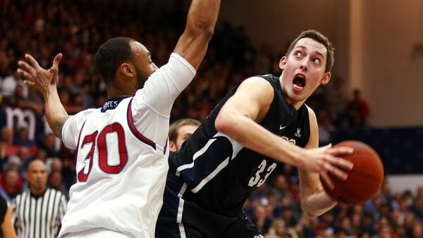 gonzaga kills saint marys basketball 2015 images