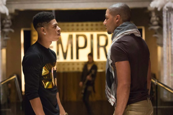 hakeen and jamal keep empire bro love tensions high 2015 images