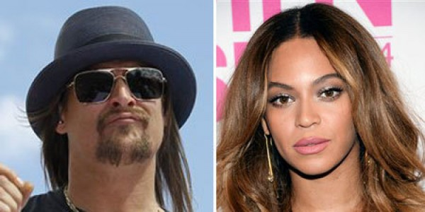 kid rock vs beyonce fight 2015