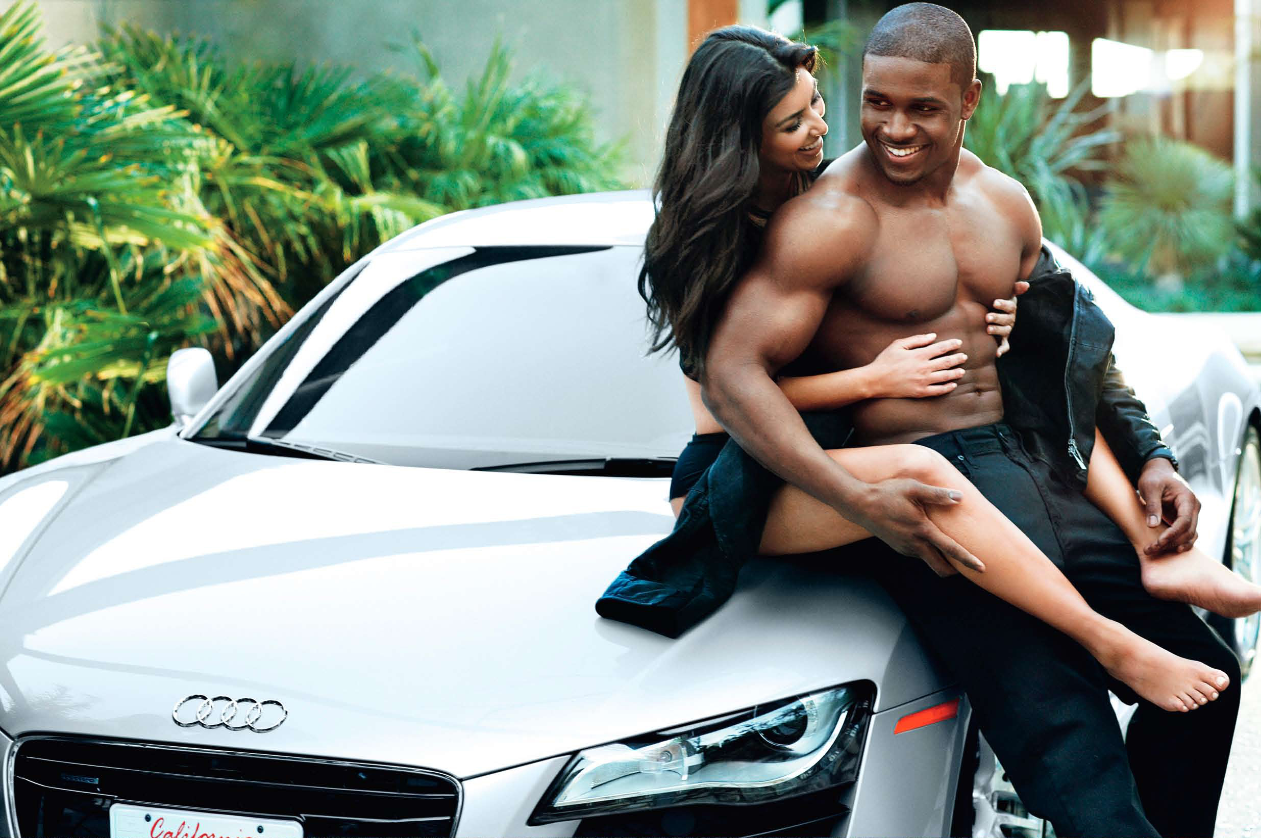Kim Kardashian And Reggie Bush Porn 111