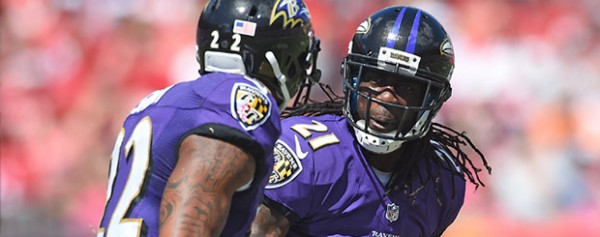 lardarius webb with baltimore ravens jimmy smith cornerback 2015 images
