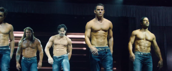 magic mike xxl channing tatum with joe manganiello sexy strippers
