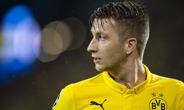 marco reus signs with borussia dortmund soccer league 2015 images