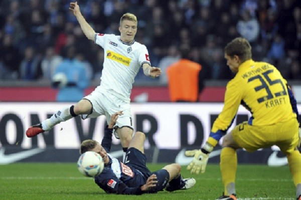 marco reus soccer grab from men 2015