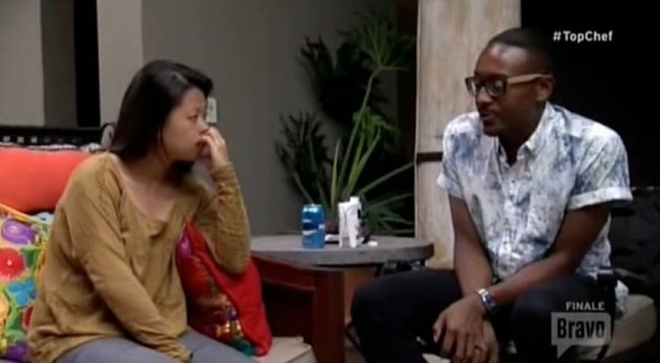 mei freaking out with gregory on top chef boston 2015 images