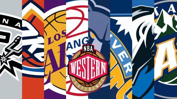 2015 NBA Western Conference