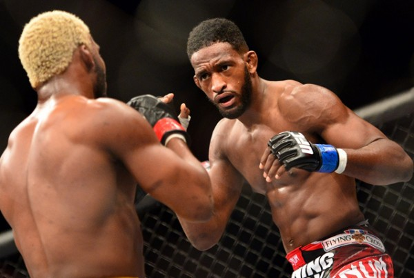 neil magny reachin on kiichi kunimoto for ufc 60 fight 2015