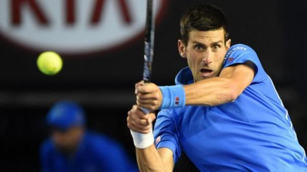 novak djokovic loses to roger federer atp dubai open 2015