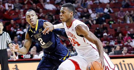 oklahoma sooners stomp west virginia mountaineers basketball 2015 images