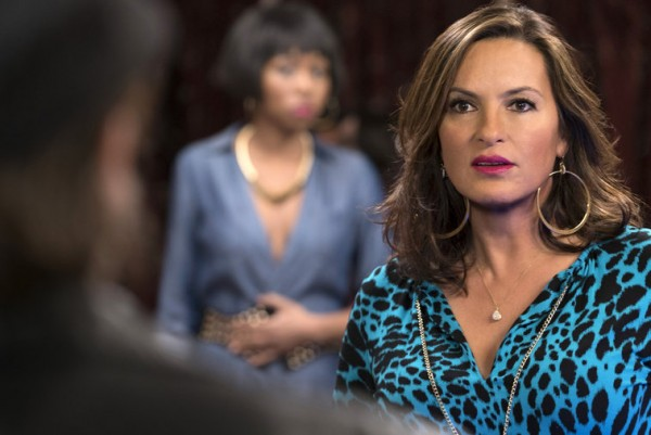 olivia benson blue undercover mother law order svu 2015 images